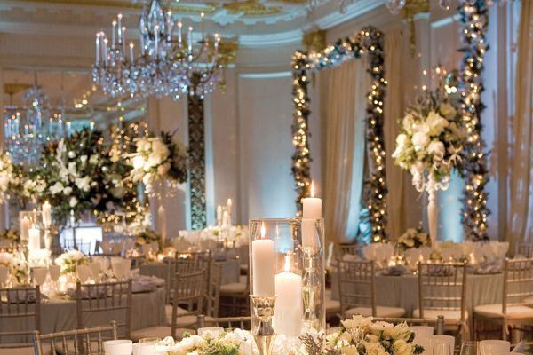 ... elegant traditional Christmas décor to luxuriously opulent winter wonderland scenes, we can help you create the perfect fairytale Christmas wedding.